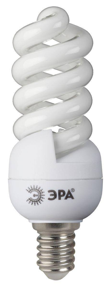 ЭРА SP-M-12-842-E14 яркий белый светC0042411ЭРА SP-M-12-842-E14 относится к серии ECONOMY - традиционные энергосберегающие лампы, экономят до 80% электроэнергии и на 20% сокращают коммунальные платежи.Преимущество данных ламп:Служат в 10 раз дольше по сравнению с обычной лампой накаливания. Сопоставимые размеры с обычной лампой накаливания. Мгновенное включение и быстрый разогрев лампы. Увеличение срока службы. Широкий диапазон применения в различных светильниках, где используется лампа накаливания. Отсутствие искажения цвета освещаемых объектов. Повышается светоотдача на 20%. Больше света, чем у обычных энерголамп.