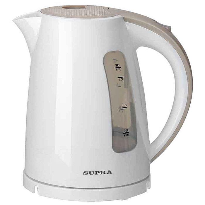 Supra KES-1726, White Beige электрический чайник