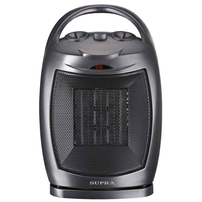 Supra TVS-15PS, Black тепловентилятор тепловентилятор supra tvs 20fu 2 black