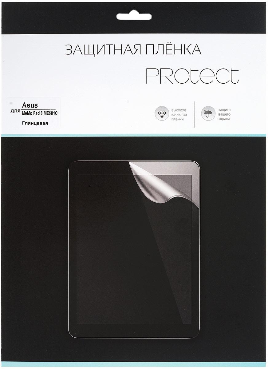 все цены на  Protect защитная пленка для Asus MeMO Pad 8 ME581C, глянцевая  онлайн
