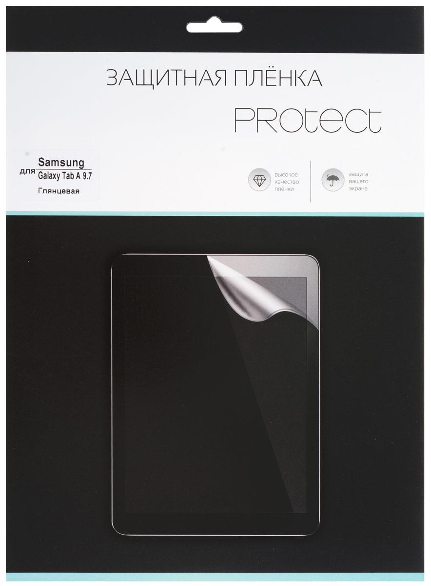 где купить  Protect защитная пленка для Samsung Galaxy Tab A 9.7, глянцевая  дешево