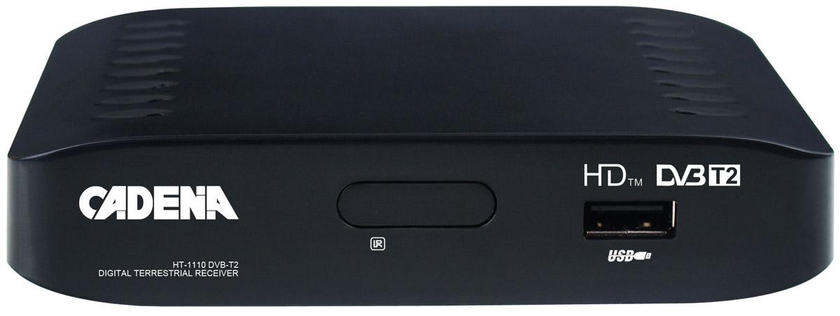 Cadena HT-1110 DVB-T2 ТВ-тюнер - ТВ-ресиверы