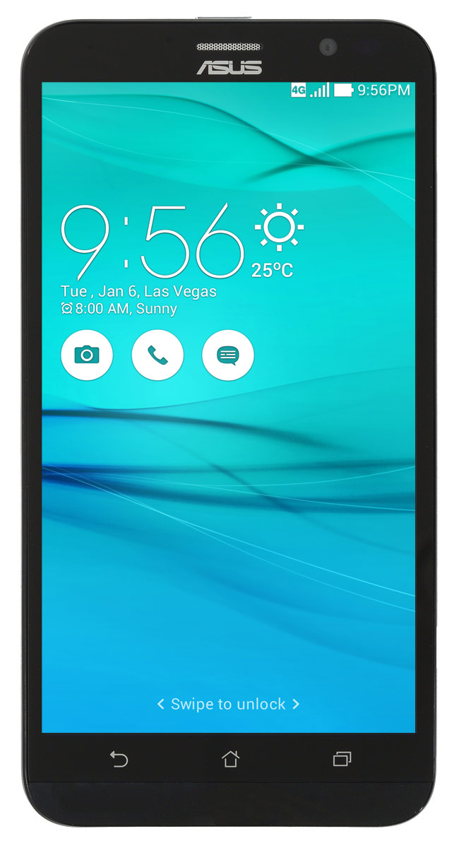 ASUS ZenFone Go TV G550KL 16GB, White90AX0132-M02010Смартфон ZenFone Go TV (G550KL) выполнен в изящном корпусе. Обладая эргономичной формой, он украшен традиционным для мобильных устройств ASUS узором из концентрических окружностей с углублениями размером 0,13 мм. Смартфон оснащен чипом Sony IC SMT-EW100 для просмотра цифрового телевидения.Мощный процессор Qualcomm Snapdragon 400 обеспечивает высокую производительность ZenFone Go TV в многозадачном режиме. А встроенный тюнер позволят смотреть TV-программы в формате высокой четкости без подключения к интернету.ZenFone Go TV оснащается IPS-дисплеем с разрешением 1280х720 пикселей и пиксельной плотностью 294 пикселя на дюйм. Изображение на его экране отличается высокой яркостью, поразительной четкостью и насыщенными цветами.Для съемки ярких фотографий данный смартфон оснащается тыловой камерой с высоким разрешением. Ловите красивые моменты жизни вместе с ZenFone Go TV!ZenFone Go TV оснащается двумя слотами для SIM-карт, что позволяет использовать одновременно два телефонных номера, например рабочий и личный. Применяемый в нем модуль мобильной связи также может похвастать пониженным энергопотреблением, что положительно сказывается на времени автономной работы устройства.В смартфоне ZenFone Go TV реализован пользовательский интерфейс ZenUI, разработанный специально для мобильных устройств ASUS. Отличаясь современным дизайном и удобством представления информации, он отражает концепции свободы самовыражения и общения без границ.Телефон сертифицирован EAC и имеет русифицированную клавиатуру, меню и Руководство пользователя.