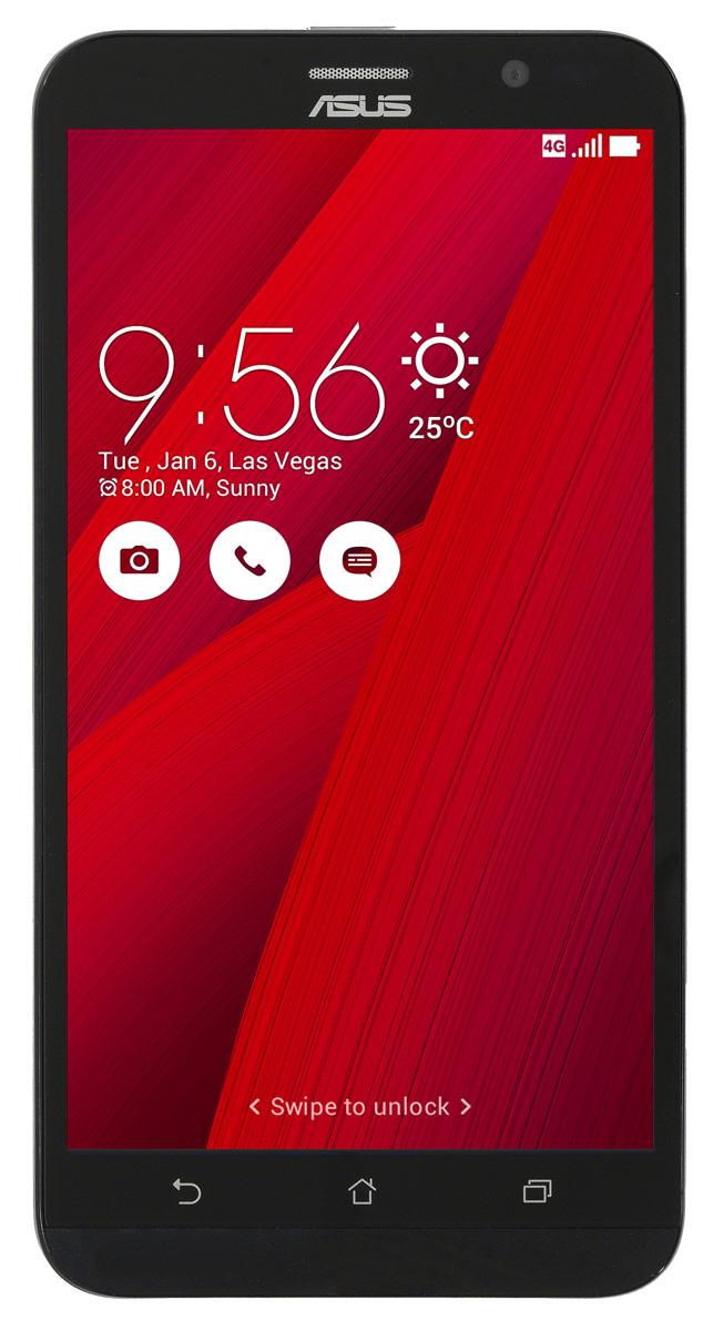 ASUS ZenFone Go TV G550KL 16GB, Red90AX0138-M02020Смартфон ZenFone Go TV (G550KL) выполнен в изящном корпусе. Обладая эргономичной формой, он украшен традиционным для мобильных устройств ASUS узором из концентрических окружностей с углублениями размером 0,13 мм. Смартфон оснащен чипом Sony IC SMT-EW100 для просмотра цифрового телевидения.Мощный процессор Qualcomm Snapdragon 400 обеспечивает высокую производительность ZenFone Go TV в многозадачном режиме. А встроенный тюнер позволят смотреть TV-программы в формате высокой четкости без подключения к интернету.ZenFone Go TV оснащается IPS-дисплеем с разрешением 1280х720 пикселей и пиксельной плотностью 294 пикселя на дюйм. Изображение на его экране отличается высокой яркостью, поразительной четкостью и насыщенными цветами.Для съемки ярких фотографий данный смартфон оснащается тыловой камерой с высоким разрешением. Ловите красивые моменты жизни вместе с ZenFone Go TV!ZenFone Go TV оснащается двумя слотами для SIM-карт, что позволяет использовать одновременно два телефонных номера, например рабочий и личный. Применяемый в нем модуль мобильной связи также может похвастать пониженным энергопотреблением, что положительно сказывается на времени автономной работы устройства.В смартфоне ZenFone Go TV реализован пользовательский интерфейс ZenUI, разработанный специально для мобильных устройств ASUS. Отличаясь современным дизайном и удобством представления информации, он отражает концепции свободы самовыражения и общения без границ.Телефон сертифицирован EAC и имеет русифицированную клавиатуру, меню и Руководство пользователя.