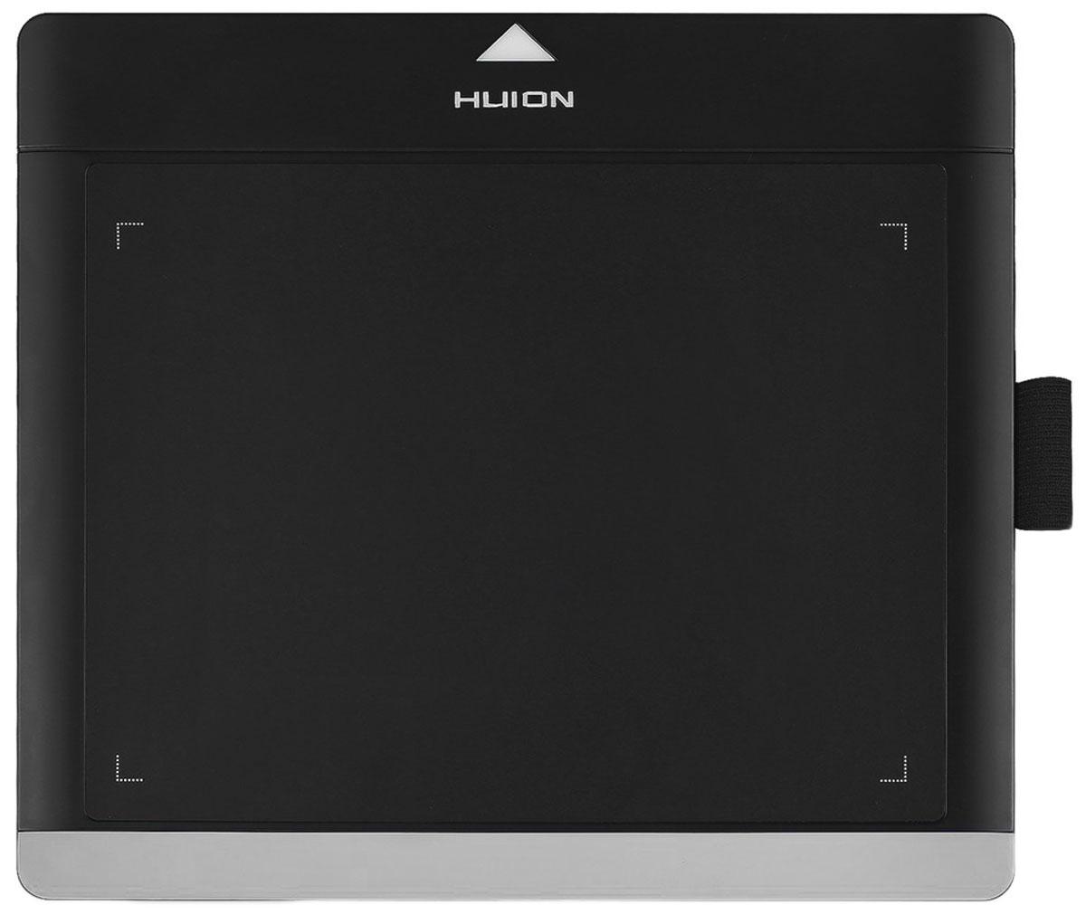 Huion 680TF, Black Silver графический планшет
