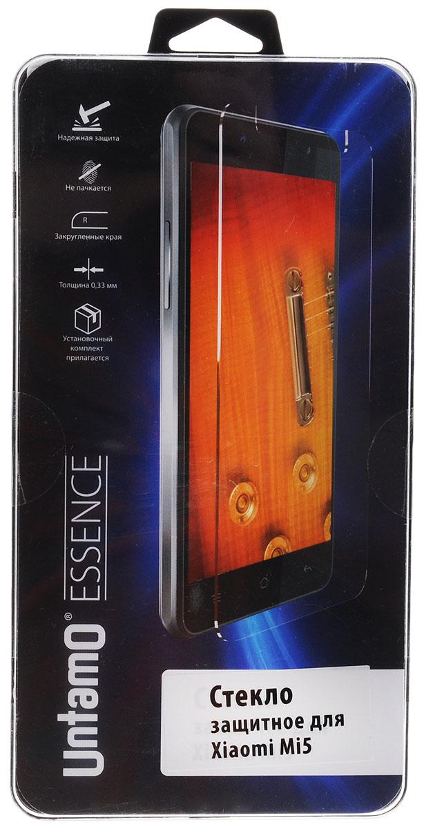 Untamo Essence защитное стекло для Xiaomi Mi5, прозрачноеUESPGXIMI5Защитное стекло Untamo Essence для Xiaomi Mi5 поможет защитить экран смартфона даже от сильных ударов и других воздействий. При его изготовлении используется химически закаленный материал, соответствующий стандарту твердости 9H.Олеофобное покрытие предотвращает образование отпечатков пальцев и пятен на дисплее, отталкивая влагу и грязь. Толщина аксессуара не превышает 0,33 мм, что позволяет сохранить неизменное качество изображения и высокую чувствительность сенсора. Нанесение защитного стекла на подготовленный экран отнимает всего несколько секунд – для его фиксации применяется эластичный силикон, в котором не образуется пузырей воздуха.