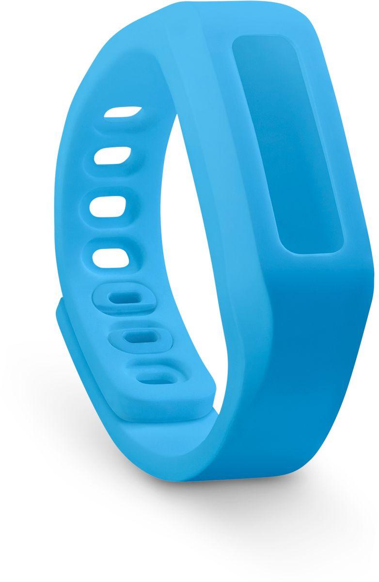 Onetrak one112, Light Blue ремешок для фитнес-трекера (24 см)one112Onetrak one112 - это ремешок, предназначенный для ношения фитнес-трекера или умного браслета от компанииONETRAK. Ремешок удобен, изготовлен из гипоаллергенного силикона.