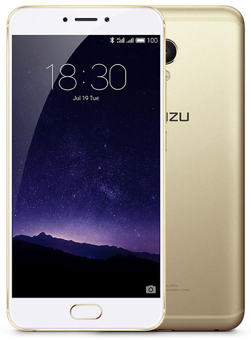 Meizu MX6, Gold WhiteMZU-M685H-32-GOWHКДвухсимочный смартфон Meizu MX6 на базе Android 6 c фирменной 64-битной оболочкой Flyme 5 обладает 5.5 сенсорным IPS-экраном от Sharp с разрешением Full HD 1920х1080 точек. За производительность смартфона отвечает центральный 10-ядерный процессор Helio X20 и графический процессор ARM Mali-T880. Смартфон оснащен 12 Мпикс камерой с 6-элементной линзой, панорамным объективом и двухцветовой вспышкой. Качественный 5,5-дюймовый экран в Meizu MX6 обладает уникальной, натуральной цветопередачей. Технология Sharp TDDI значительно улучшила чувствительность сенсорного экрана.Гладкий металлический корпус, изготовленный с применением технологии 3D нано-литья, точно встроенная антенная и рамки минимальной толщины.Смартфон MX6 – первый смартфон в линейке MX-устройств, в котором используется 10-ядерный процессор Cortex-A72, гарантирующий высокую производительность и скорость обработки данных. В модели 4 ГБ оперативной памяти, что позволяет пользователям переключаться между приложениями, не теряя скорости.Камера на базе сенсора Sony IMX386 обеспечивает безупречное качество съемки. Благодаря встроенному фазовому автофокусу в MX6 достигаются превосходные точность и скорость фокусировки.Кроме использования самых современных технологий, мы постоянно обновляем и улучшаем программные алгоритмы, чтобы максимально улучшить качество снимков. Точная автоэкспозиция и фильтры для подавления шумов значительно улучшают картинку, делая ее более контрастной.В MX6 применяется технология быстрой зарядки mCharge, которая позволяет полностью зарядить аккумулятор емкостью 3060 мАч за 75 минут. Более того, аккумулятор был спроектирован таким образом, чтобы обеспечить стабильную работу в течение всего срока эксплуатации – 500 циклов.При производстве MX6 используется новая технология обработки металла, благодаря которой внешний вид устройства отличает гладкость и элегантность, а корпус – надежность. С цифровой точностью просчитанная внутренняя структура металла, проду