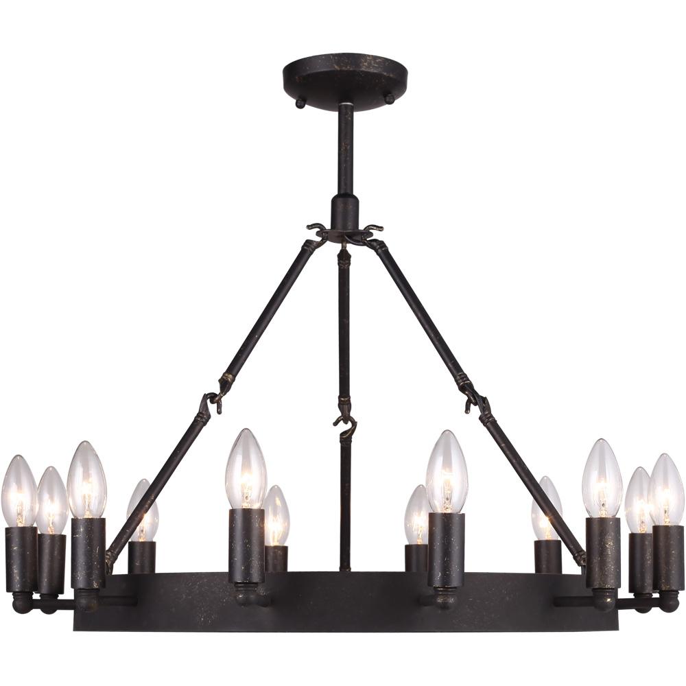 Светильник подвесной Divinare GENOVA 8011/03 SP-128011/03 SP-12