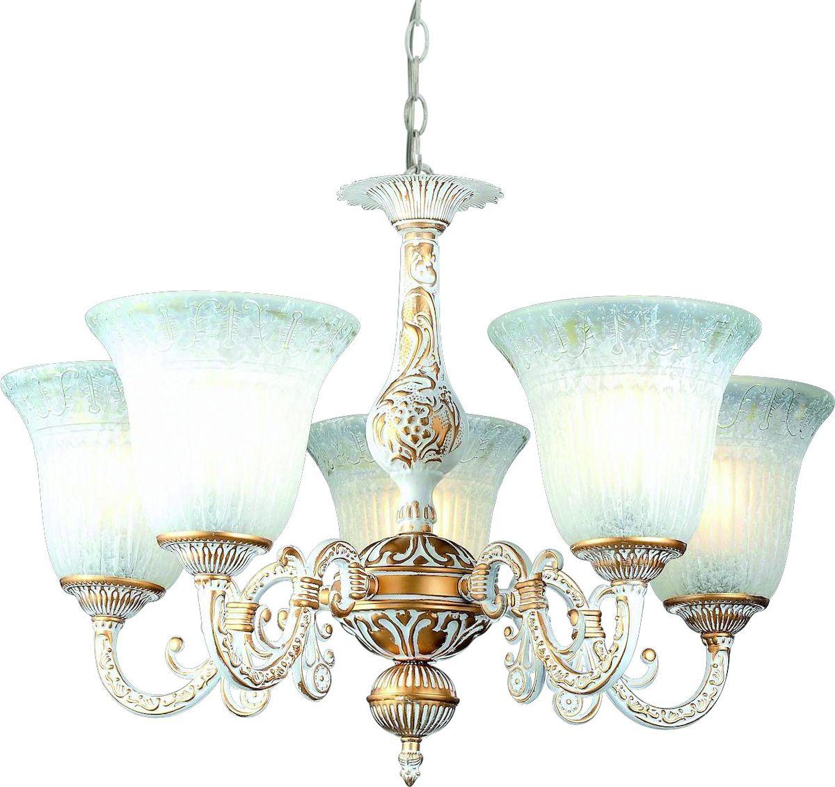 Светильник подвесной Arte Lamp DELIZIA A1032LM-5WGA1032LM-5WG
