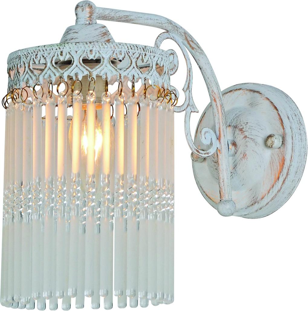 Светильник настенный Arte Lamp Torrente. A1678AP-1WGA1678AP-1WGСветильник Arte Lamp Torrente поможет создать в вашем доме атмосферу уюта и комфорта. Благодаря высококачественным материалам он практичен в использовании и отлично работает на протяжении долгого периода времени. Удаление от стены: 25 см. Цоколь Е14, 1 шт, 60 Ватт. Крепление: монтажная планка двумя шурупами.