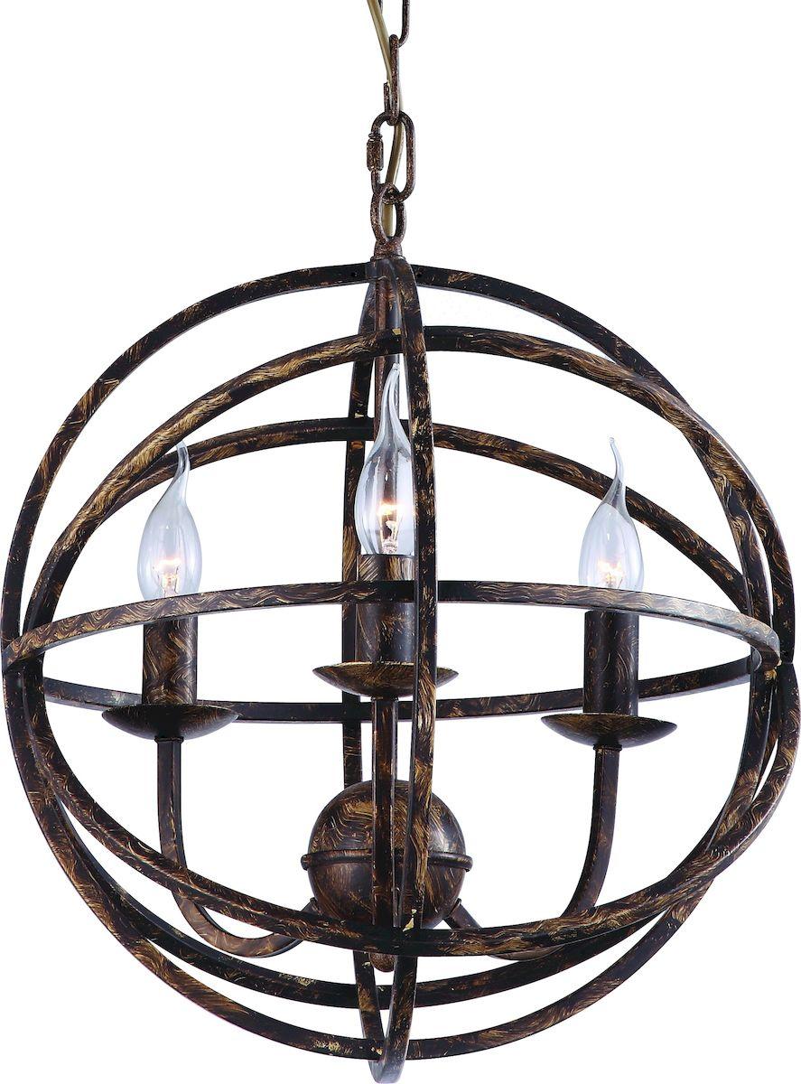 Светильник подвесной Arte Lamp Kopernik A1703SP-3BRA1703SP-3BR