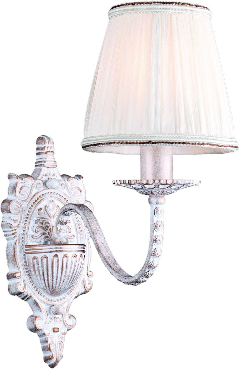 Светильник настенный Arte Lamp Calamaro A2046AP-1WGA2046AP-1WG