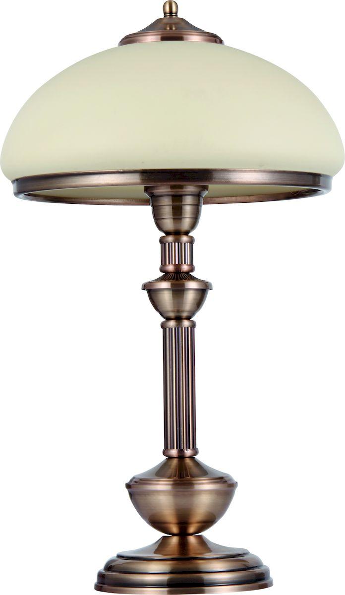 Светильник настольный Arte Lamp York. A2252LT-2RBA2252LT-2RBСветильник Arte Lamp York поможет создать в вашем доме атмосферу уюта и комфорта. Благодаря высококачественным материалам он практичен в использовании и отлично работает на протяжении долгого периода времени. Цоколь Е27, 2 шт, 60 Ватт. Высота: 50 см. Выключатель на проводе в розетку.