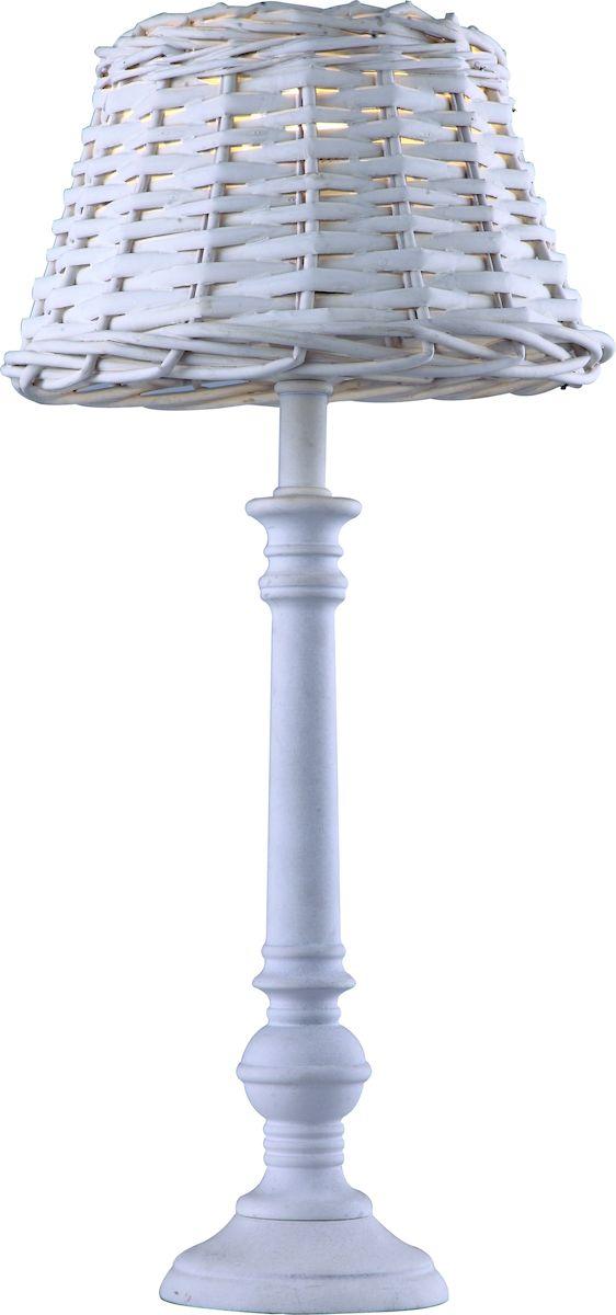 Светильник настольный Arte Lamp Villaggio A3400LT-1WHA3400LT-1WH