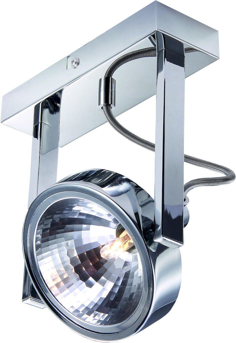 Светильник настенный Arte Lamp FACCIA A4507AP-1CC светильник на штанге arte lamp faccia a4507pl 2cc