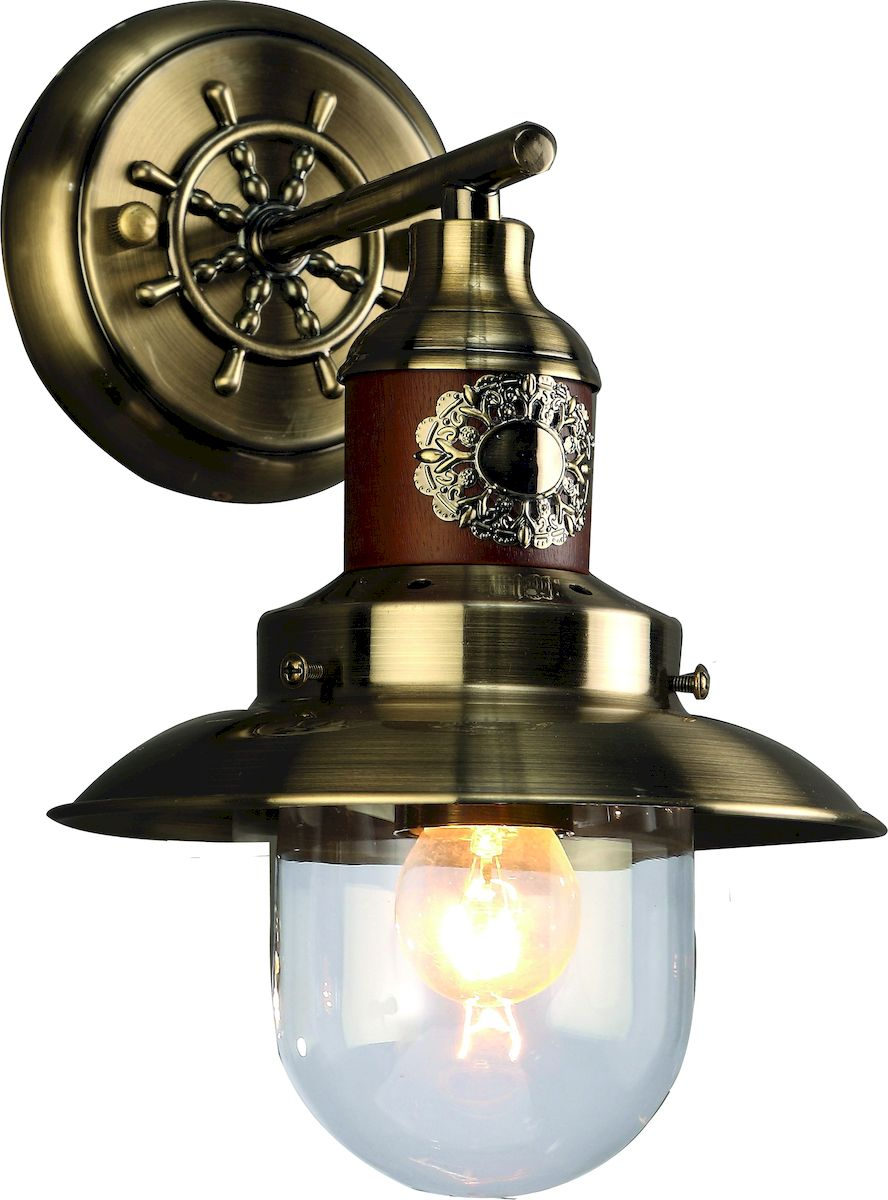 Светильник настенный Arte Lamp SAILOR A4524AP-1AB бра arte lamp sailor a4524ap 1wg
