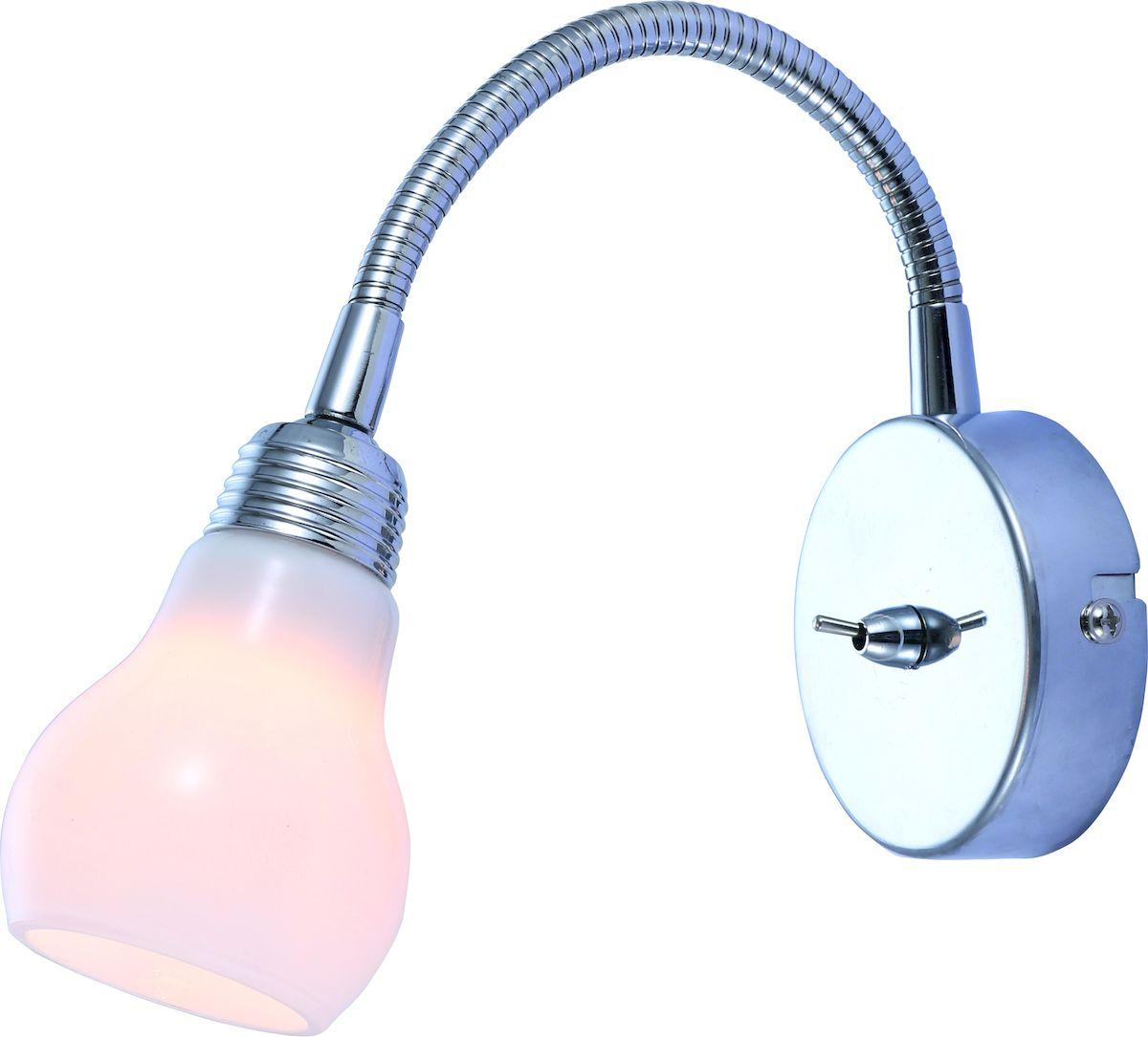 Светильник настенный Arte Lamp LETTURA A5271AP-1CCA5271AP-1CC