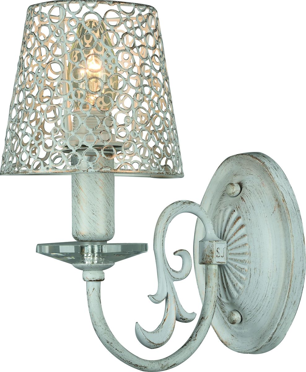Светильник настенный Arte Lamp RAGNATELA A5468AP-1WGA5468AP-1WG