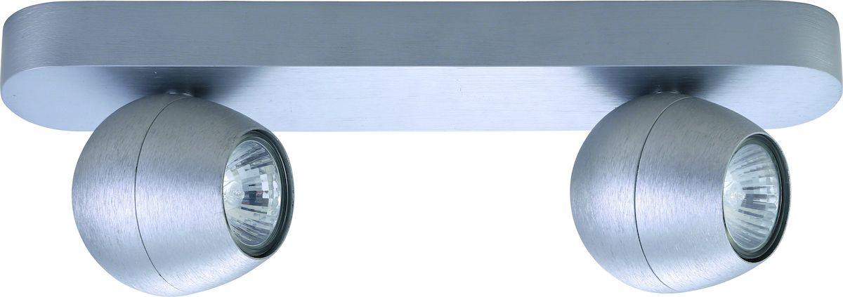 все цены на  Светильник настенный Arte Lamp SFERA A5781AP-2SS  онлайн