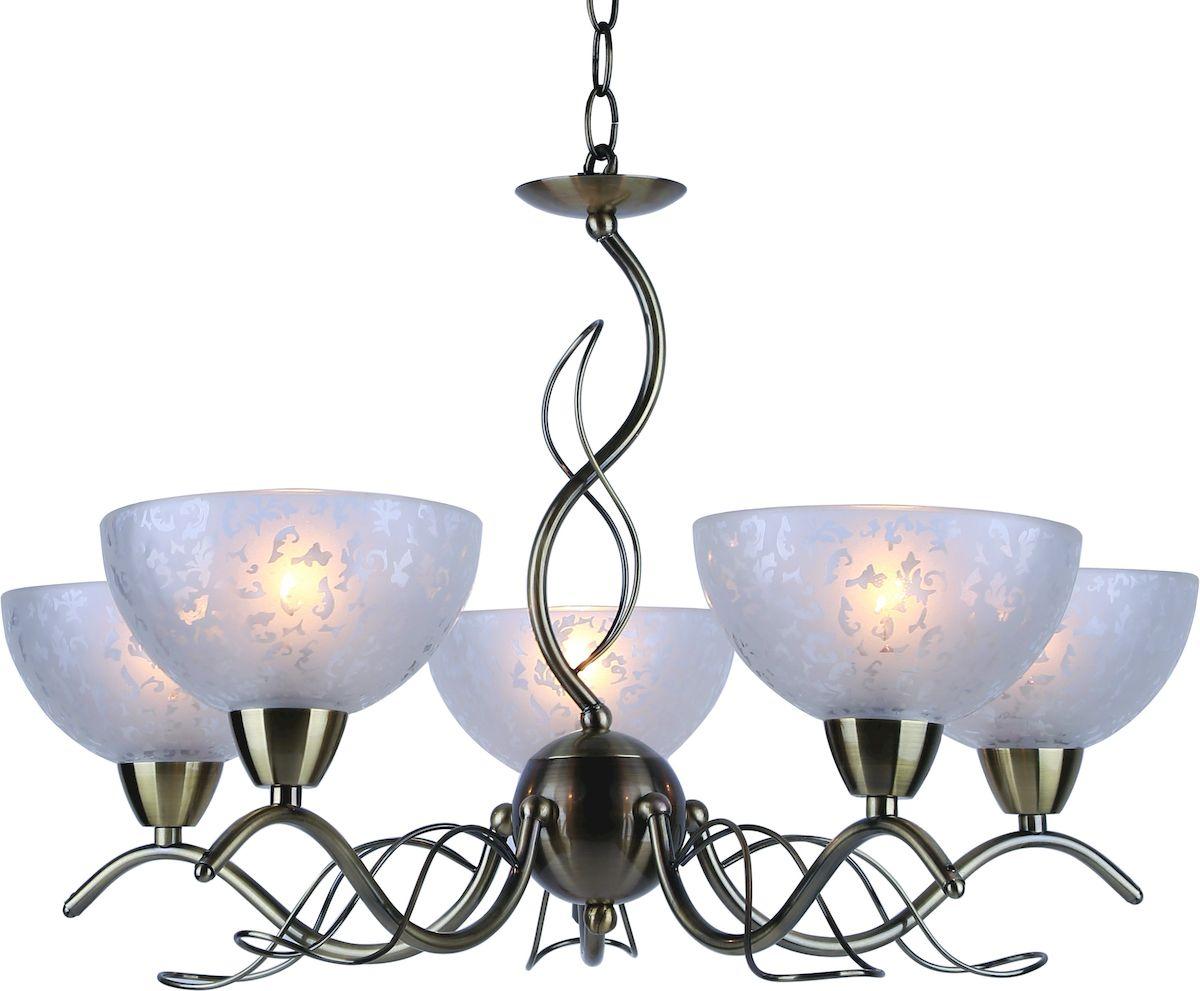 Светильник подвесной Arte Lamp Luciana A6081LM-5ABA6081LM-5AB