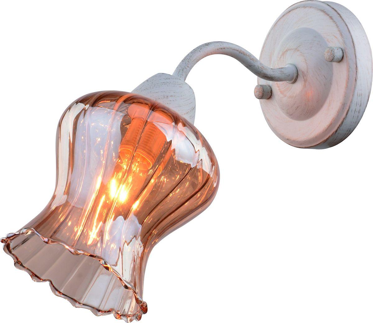Светильник настенный Arte Lamp CHIARA A6098AP-1WGA6098AP-1WG