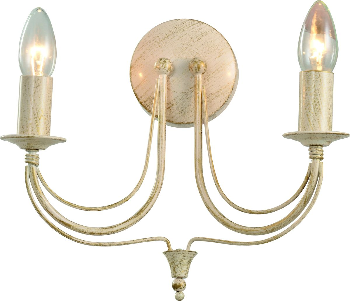 Светильник настенный Arte Lamp MAYTONE A6301AP-2WGA6301AP-2WG