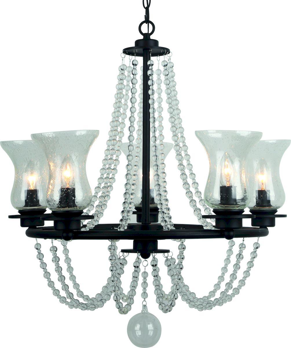 Светильник подвесной Arte Lamp MALIA A6586LM-5BKA6586LM-5BK