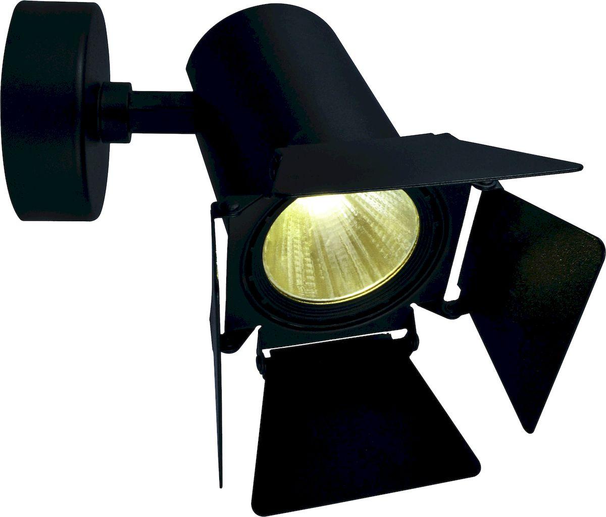 Светильник настенный Arte Lamp Track Lights A6709AP-1BKA6709AP-1BK