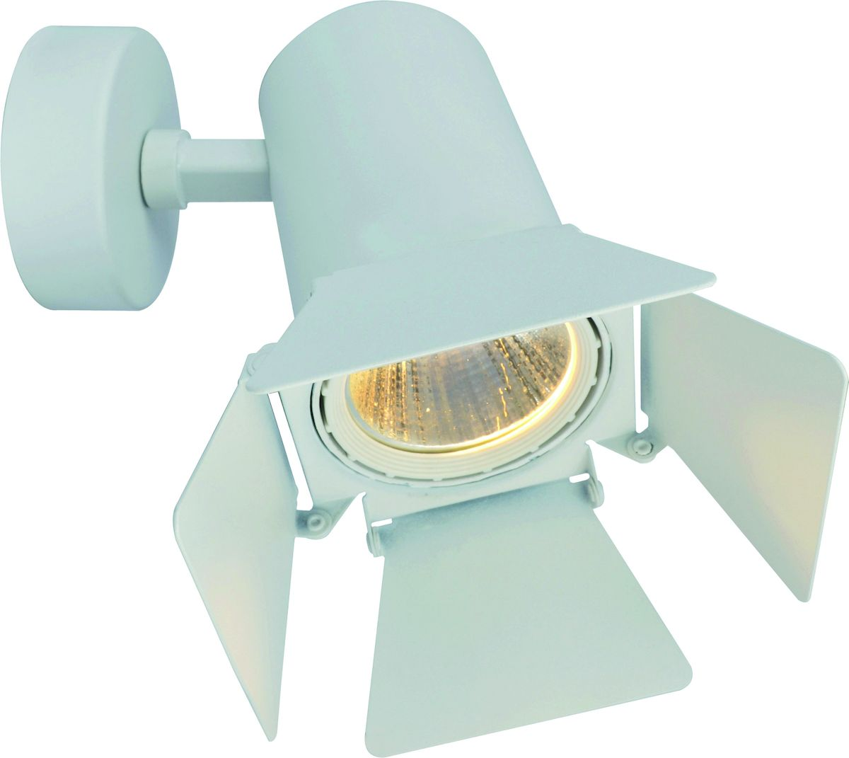Светильник настенный Arte Lamp Track Lights A6709AP-1WH