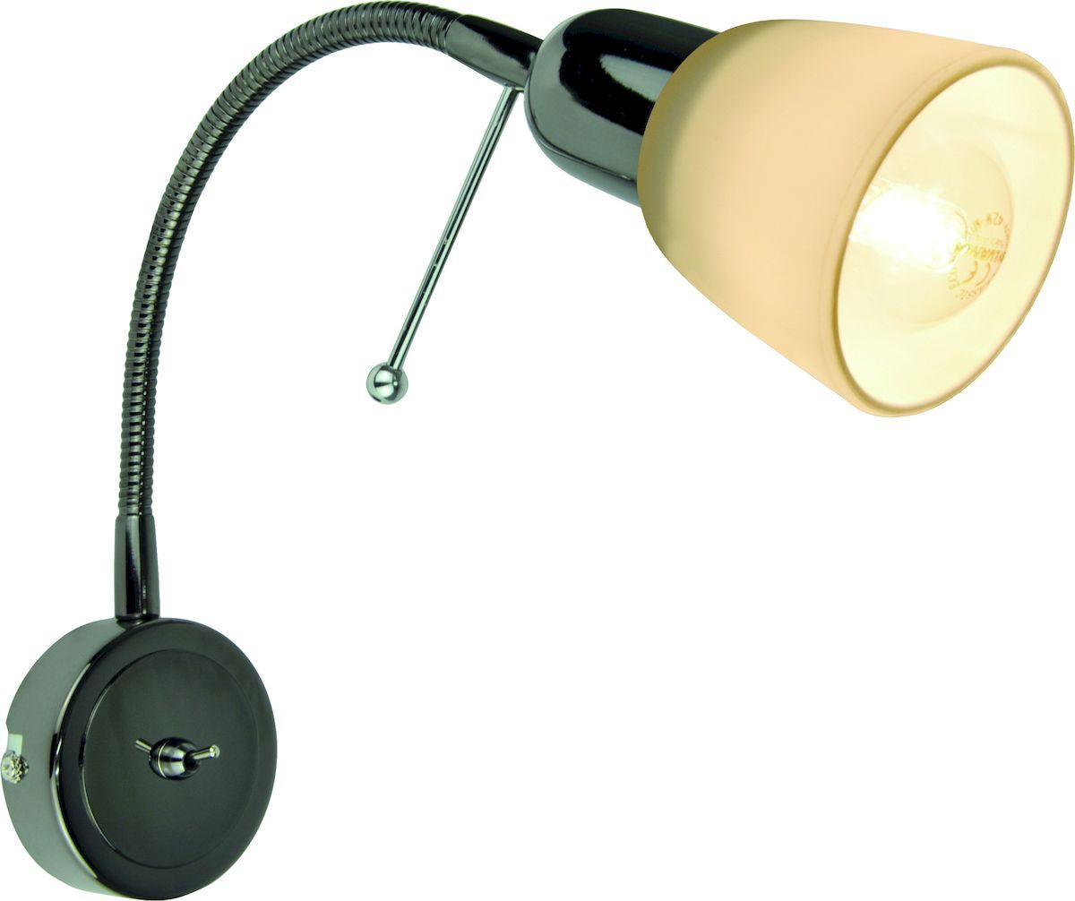 Светильник настенный Arte Lamp LETTURA A7009AP-1BCA7009AP-1BC