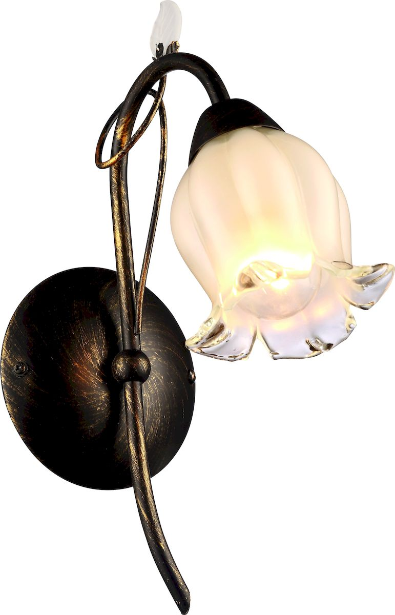 Светильник настенный Arte Lamp GLAMORE A7449AP-1BRA7449AP-1BR
