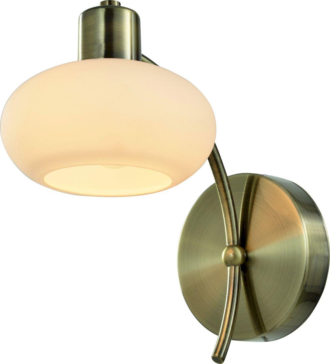 Светильник настенный Arte Lamp LATONA A7556AP-1ABA7556AP-1AB