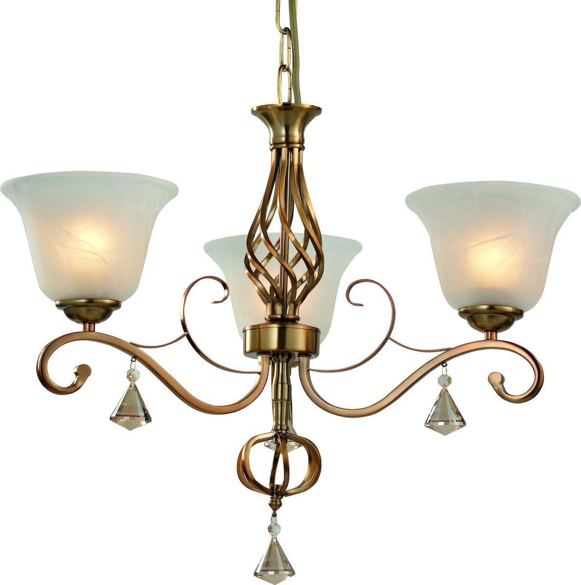 Светильник подвесной Arte Lamp CONO A8391LM-3PB