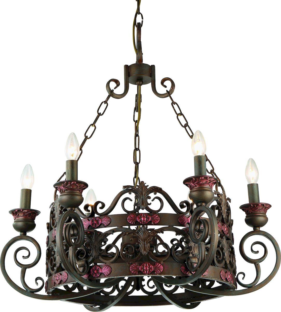 Светильник подвесной Capitello A8852LM-6BRA8852LM-6BR