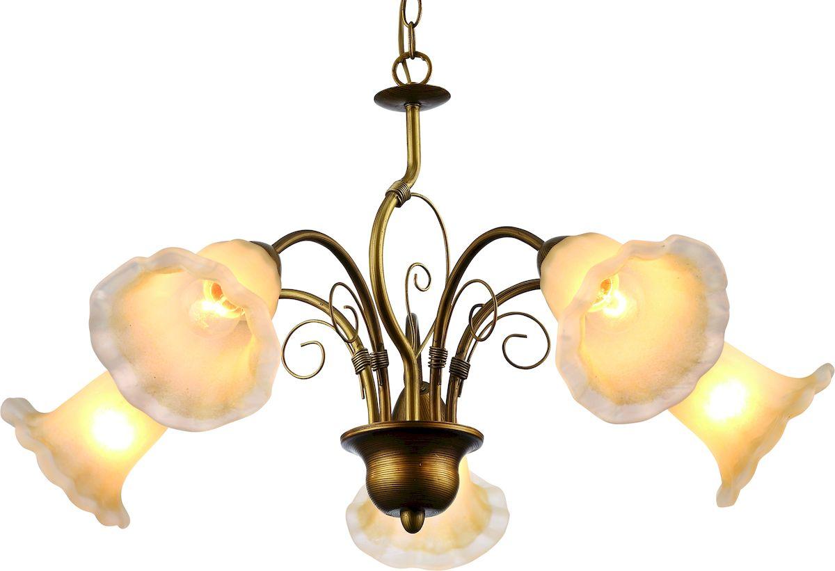 Светильник подвесной Arte Lamp MORMORIO A9361LM-5BRA9361LM-5BR