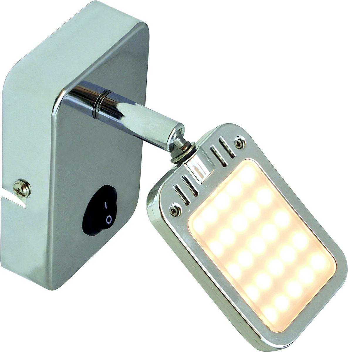 Светильник настенный Arte Lamp RAMPA A9412AP-1CC светильник настенный arte lamp rampa a9412ap 2cc 4650071252318