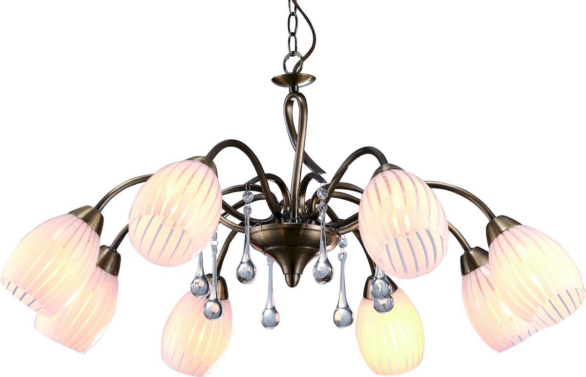 все цены на Светильник подвесной Arte Lamp Corniolo A9534LM-8AB онлайн