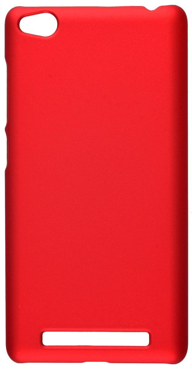 Skinbox Shield Case 4People чехол для Xiaomi Redmi 3, Red2000000093505Чехол Skinbox Shield Case 4People для Xiaomi Redmi 3 надежно защитит ваш смартфон от внешних воздействий, грязи, пыли, брызг. Он также поможет при ударах и падениях, не позволив образоваться на корпусе царапинам и потертостям. Чехол обеспечивает свободный доступ ко всем функциональным кнопкам и разъемам смартфона.