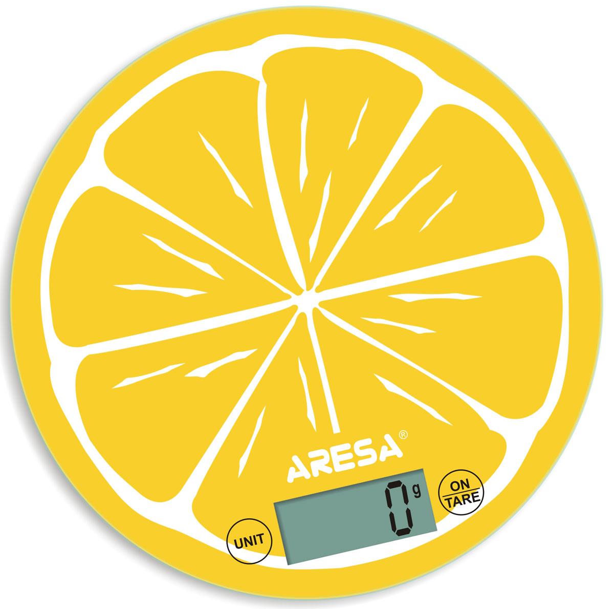 Aresa SK-412 кухонные весы