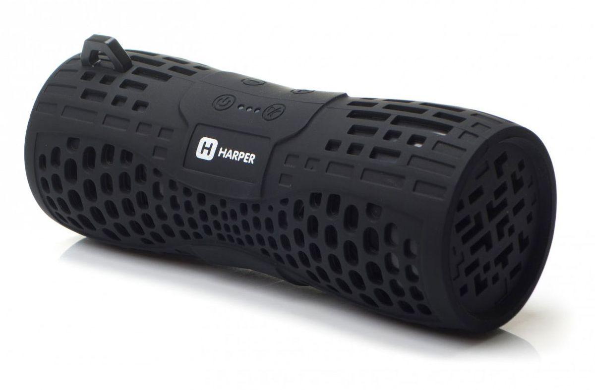 Harper PS-045, Black портативная акустическая система