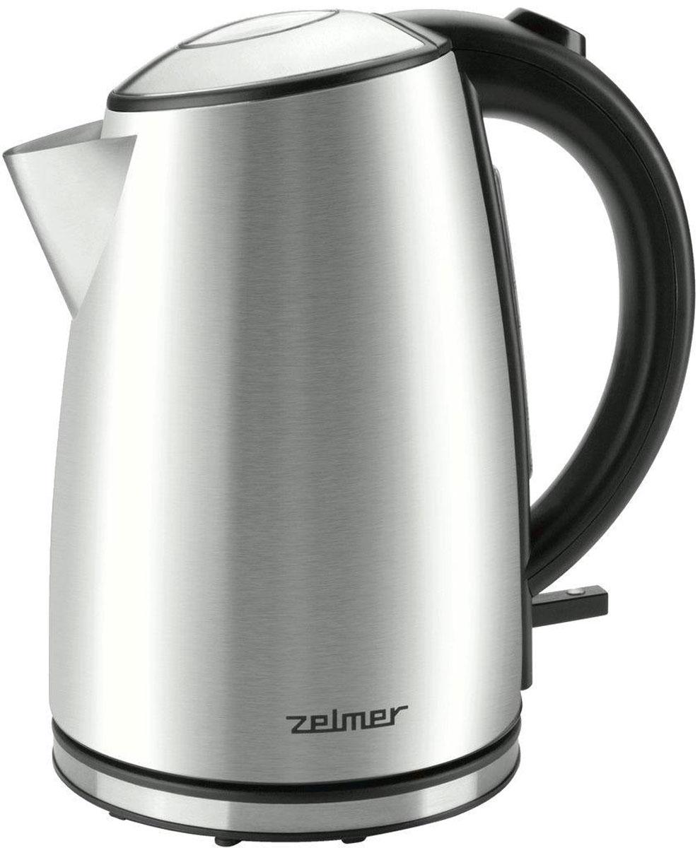Zelmer ZCK1274X электрический чайник zelmer u377 green соковыжималка