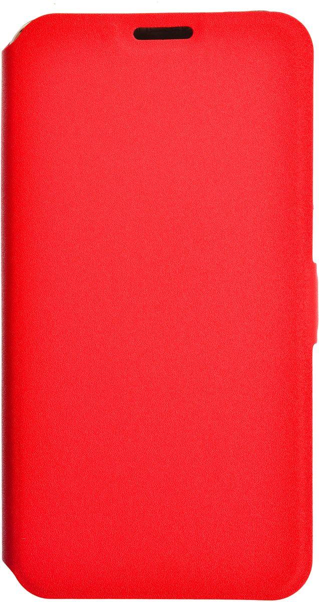Prime Book чехол для LG X Style, Red2000000097183Чехол-книжка Prime Book дляLG X Style надежно защитит ваш смартфон от пыли, грязи, царапин, оставив при этом свободный доступ ко всем разъемам устройства. Также имеется возможность использования чехла в виде настольной подставки. Чехол Prime Book - это стильная и элегантная деталь вашего образа, которая всегда обращает на себя внимание среди множества вещей.