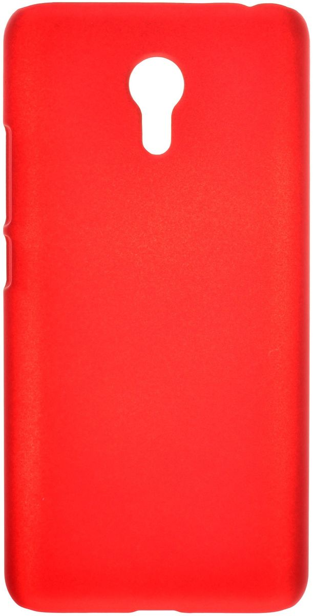 Skinbox Shield Case 4People чехол для Meizu M3 Note + защитная пленка, Red2000000092898Чехол Skinbox Shield Case 4People надежно защищает ваш смартфон от внешних воздействий, грязи, пыли, брызг. Он также поможет при ударах и падениях, не позволив образоваться на корпусе царапинам и потертостям. Чехол обеспечивает свободный доступ ко всем функциональным кнопкам смартфона и камере.