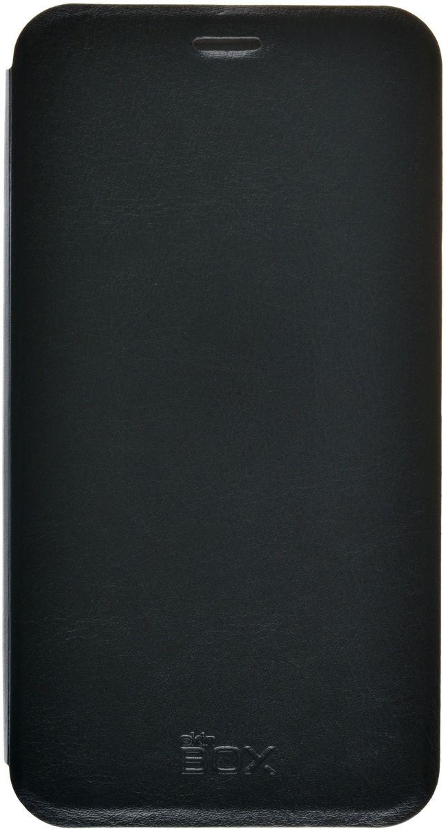 Skinbox Lux чехол для Meizu M3 Note, Black аксессуар чехол meizu pro 6 skinbox lux black t s mp6 003