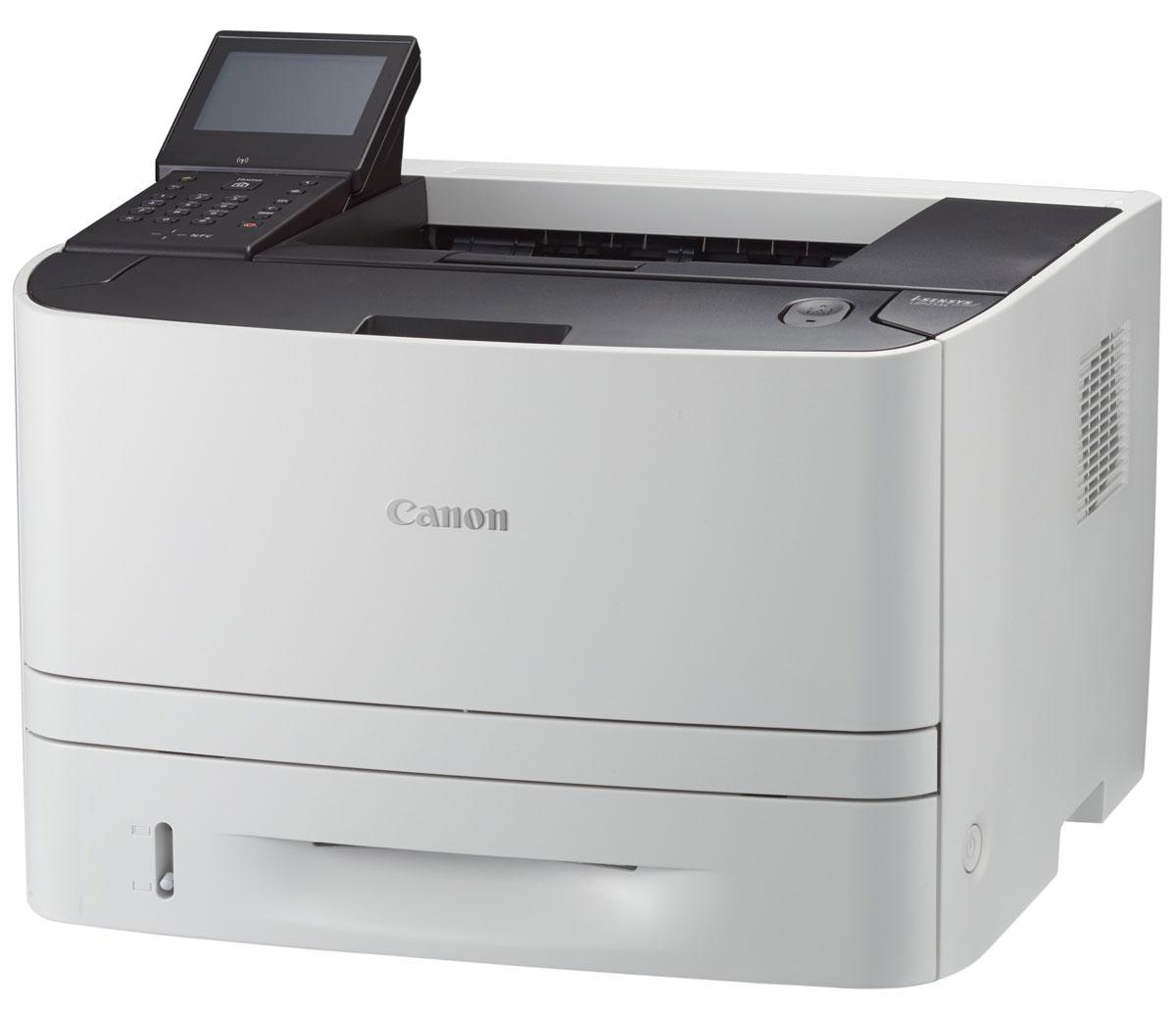Canon i-Sensys LBP253x (0281C001) принтер лазерный0281C001Canon i-Sensys LBP253x - быстрый, компактный черно-белый лазерный принтер формата A4 отличается простотой и соотношением цены и качества. Он оснащен сенсорным ЖК-экраном, функцией NFC и множеством гибких возможностей подключения.Небольшие команды смогут быстро и легко печатать документы высокого качества с помощью этого превосходно оборудованного черно-белого лазерного принтера формата A4. Компактный размер и элегантный внешний вид принтера Canon i-Sensys LBP253x идеально подходят для помещений, где ведется работа с клиентами или для рабочих сред с большими объемами работы. Можно выполнять ежедневные задачи быстрее за счет высокой скорости печати 33 стр/мин и возможности начать печать после бездействия или режима ожидания всего за несколько секунд.Вы достигнете превосходных результатов без какой-либо подготовки, благодаря интуитивно понятному 8,9-см сенсорному экрану принтера LBP253x. Он позволяет получать доступ к интеллектуальным, экономящим время функциям всего одним или двумя касаниями: поэтому даже неопытные пользователи смогут легко использовать все возможности LBP253x. Высокая надежность и стабильное качество обеспечиваются при каждой замене тонера, благодаря конструкции легко заменяемых картриджей Canon Все в одном, которые также доступны в версии с увеличенным ресурсом.Современным работникам требуется возможность легкого перемещения между местами работы и устройствами. Но, независимо от того, где и как вы предпочитаете работать, принтер LBP253x всегда доступен и готов к работе. Печать с устройств iPhone или iPad через Apple AirPrint или с устройств Android/Google, благодаря совместимости с Mopria. Для организаций, использующих для работы Google, LBP253x поставляется с поддержкой сервиса Виртуальный принтер Google.Почему бы для дополнительной легкости и гибкости использовать функцию Touch & Print NFC принтера LBP253x? Выполните сопряжение с любым совместимым мобильным устройством, а затем печатайте на
