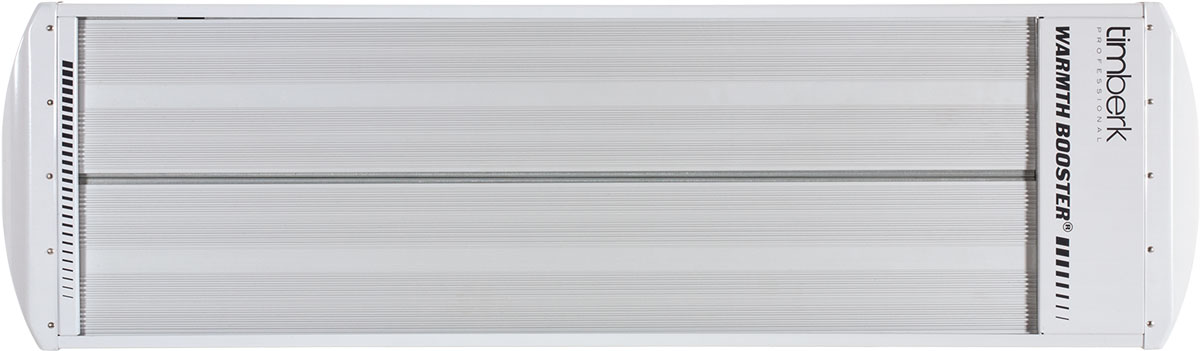Timberk TCH A1N 2000 инфракрасный электрический обогревательTCH A1N 2000Новейший потолочный инфракрасный обогреватель Timberk TCH A1N 2000 - аналог самого известного в мире потолочника. Произведен с высочайшими европейскими требованиями к данному продукту. Электрический нагревательный элемент с излучающими пластинами генерируют направленное инфракрасное излучение, посредством которого в окружающую среду поступает тепло. Усовершенствованная геометрия поверхности нагревательных пластин увеличивает эффективность ИК-излучения.За счет особой волнообразной формы ребер пластин достигается существенное увеличение площади теплоотдачи. Скорость нагрева воздуха становится выше на 15%! Это обеспечивает существенную экономию электроэнергии по сравнению с конвекционным типом нагрева. Низкая температура воздуха в помещении при комфортной температуре на поверхности предметов создает эффект свежести - воздух не высушивается! Низкая конвекция снижает количество пыли, поднимаемой с поверхности. Воздух остается свежим!Отсутствие эффекта жженого воздухаБезопасное потолочное крепление: горячая рабочая поверхность недоступна для случайных контактовКласс влагозащиты: IP20