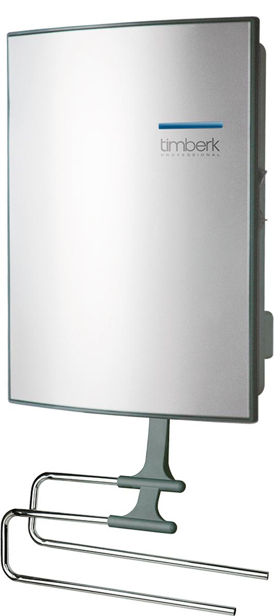 Timberk TFH S20TL.SN тепловентилятор настенныйTFH S20TL.SNTimberk TFH S20TL.SN имеет необычный дизайн для настенного тепловентилятора - лаконичный, стильный, эргономичный. Прибор можно использовать в ванной комнате, в том числе для сушки полотенец (в комплект прибора входит полотенцесушитель).Варианты воздушного потока: холодный, теплый, горячий воздухДва режима мощности на выбор (1000 Вт и 2000 Вт)Двухуровневая защита от перегрева: термоограничитель и термопредохранитель