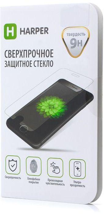 Harper защитное стекло для Samsung Galaxy S6, ClearH00001158Защитное стекло Harper для Sumsung Galaxy S6 изготовлено из специально обработанного многослойного закаленного стекла прочности 9H. Олеофобное покрытие предотвратит появление следов от пальцев и сохранит чувствительность сенсора смартфона на 100%. Клеевой слой на задней поверхности позволяет легко устанавливать закаленное стекло без особых навыков.