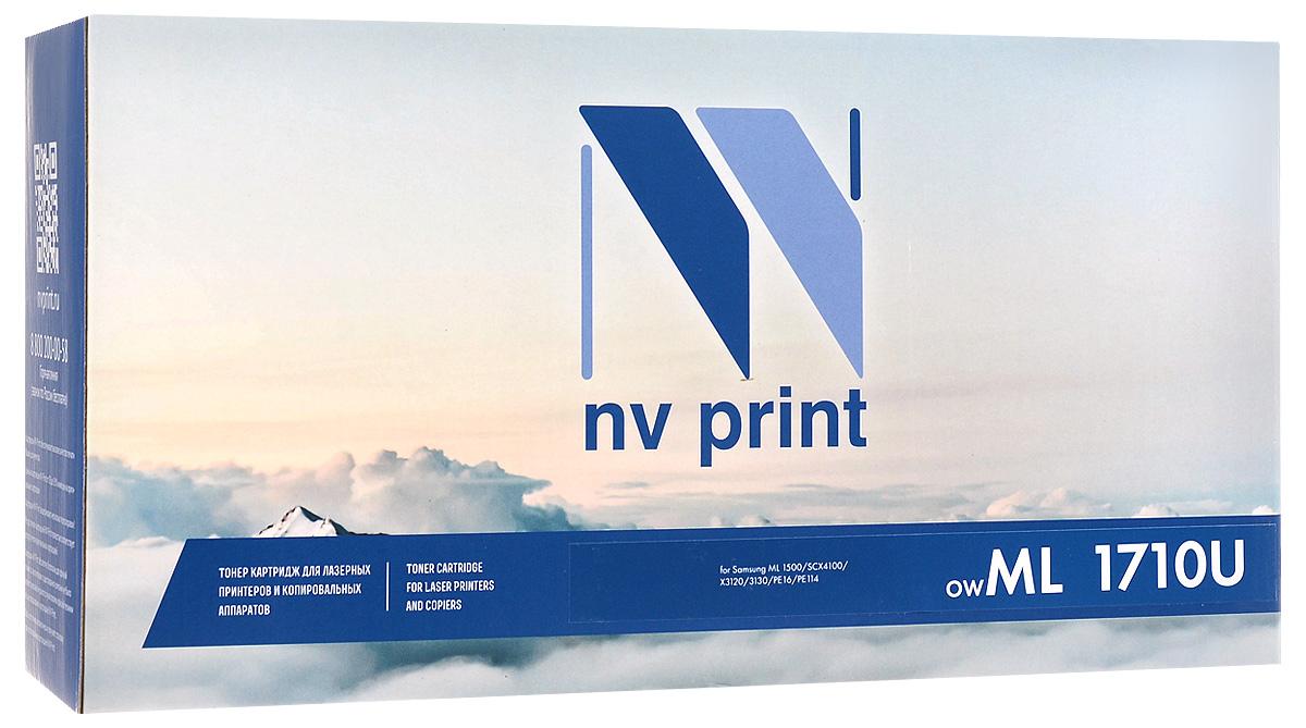 NV Print ML-1710UNIV, Black тонер-картридж для Samsung ML-1500/1710/SCX-4016/4100/SF-560/750/Xerox Phaser 3115/3116/3120/3121/3130/PE16/PE114/PE115/Ricoh AC104/H293/Lexmark X21ML-1710UNIVСовместимый лазерный картридж NV Print для печатающих устройств Samsung/Xerox/Ricoh/Lexmark - это альтернатива приобретению оригинальных расходных материалов. При этом качество печати остается высоким. Картридж обеспечивает повышенную чёткость чёрного текста и плавность переходов оттенков серого цвета и полутонов, позволяет отображать мельчайшие детали изображения.Лазерные принтеры, копировальные аппараты и МФУ являются более выгодными в печати, чем струйные устройства, так как лазерных картриджей хватает на значительно большее количество отпечатков, чем обычных. Для печати в данном случае используются не чернила, а тонер.